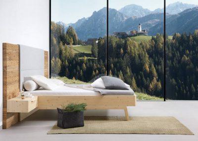 k-Gaderform 11 Bett Cortina Loden geschnitten - low